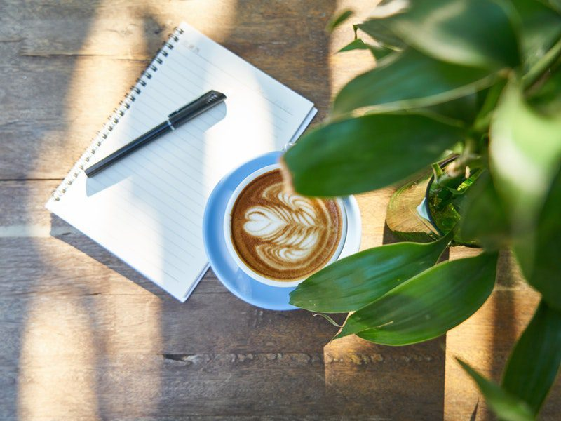 12 journaling questions I use to connect with my faith